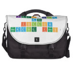 KEEP CALM AND FOLLOW AMAZING FAMS!  Laptop Bags