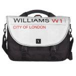 WILLIAMS  Laptop Bags