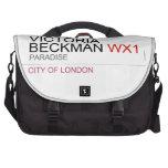 Victoria  Beckman  Laptop Bags