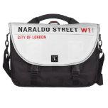 Naraldo Street  Laptop Bags