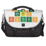 Super Smash Brothers  Laptop Bags