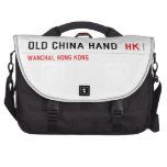 OLD CHINA HAND   Laptop Bags