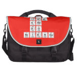 KEEP CALM AND DO SCIENCE  Laptop Bags