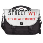 downing street  Laptop Bags