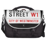 Bond Street  Laptop Bags