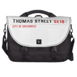 THOMAS STREET  Laptop Bags