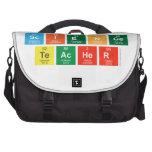 Science Teacher  Laptop Bags