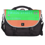 Capri Mickens  Swagg Street  Laptop Bags