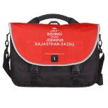 [Crown] jat' bishnoi chadi jodhpur rajasthan-342312  Laptop Bags