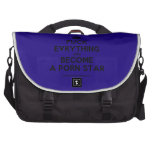 [Crown] fuck evrything and become a porn star  Laptop Bags