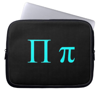 Laptop Case With Ancient Pi Symbols