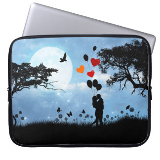 laptop case with attractive painting