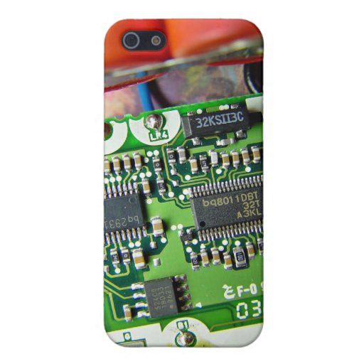 Laptop circuit board iPhone 5 covers