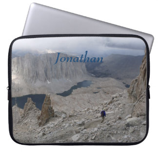 Laptop Computer Sleeve Solitary Hiker