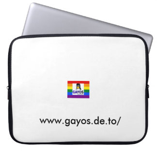 Laptop covering CSD edition Laptop Computer Sleeve