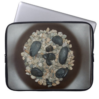 Laptop covers Rocks in Bowl