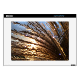 Laptop For Mac & PC Golden Wheat Light Rays Decal For Laptop