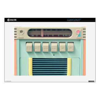 Laptop For Mac & PC skin Retro radio Laptop Skins