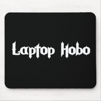 Laptop Hobo Mouse Pad