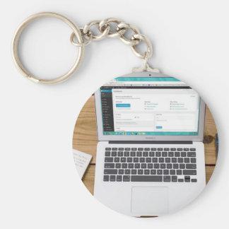 laptop keychain
