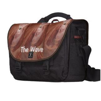 Laptop Messenger Bag of The Wave