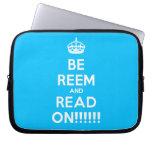 [Crown] be reem and read on!!!!!!  Laptop/netbook Sleeves Laptop Sleeves