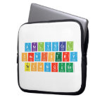 Analytical Chemistry Techniques  Laptop/netbook Sleeves Laptop Sleeves