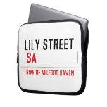 Lily STREET   Laptop/netbook Sleeves Laptop Sleeves