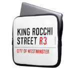 king Rocchi Street  Laptop/netbook Sleeves Laptop Sleeves