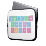 Joscelyne Abigail Skinner  Laptop/netbook Sleeves Laptop Sleeves