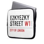 ezkyezky Street  Laptop/netbook Sleeves Laptop Sleeves