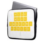 Nadine Redha clamaranthi danisya   Laptop/netbook Sleeves Laptop Sleeves