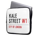 Kale Street  Laptop/netbook Sleeves Laptop Sleeves