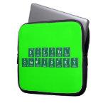 Digital Chemistry  Laptop/netbook Sleeves Laptop Sleeves