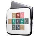 Owl Square Press  Laptop/netbook Sleeves Laptop Sleeves