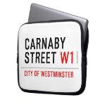 CARNABY STREET  Laptop/netbook Sleeves Laptop Sleeves