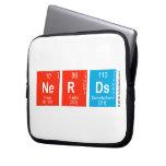 Nerds  Laptop/netbook Sleeves Laptop Sleeves