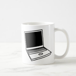 Laptop PC Coffee Mug
