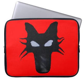 Laptop Skin Midtown Graffiti Wolf Computer Sleeve