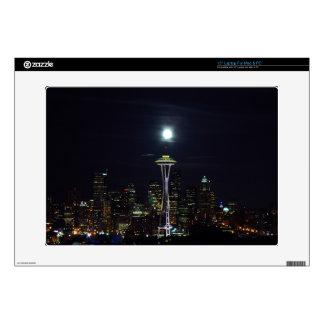 Laptop Skin Seattle Skyline