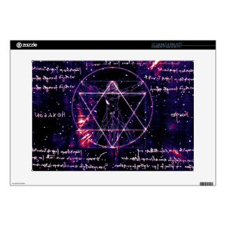 Laptop Skin The Vitruvian Man