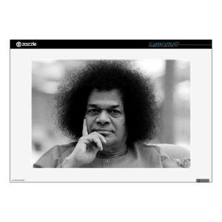 Laptop Skin with Sathya Sai Baba Portrait