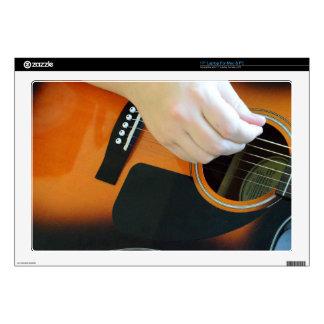 Laptop Skins -  Guitar Close Up 2