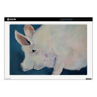 Laptop Skins - Pink Pig No.3