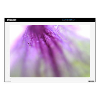 Laptop Skins - Purple Flower Leave