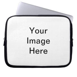 "Laptop Sleeve 10"" - Customized Template Blank"