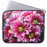 """Laptop Sleeve 15"""" - Pink Flowers"""