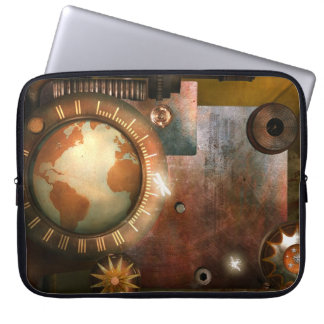Laptop Sleeve - Airship Steel