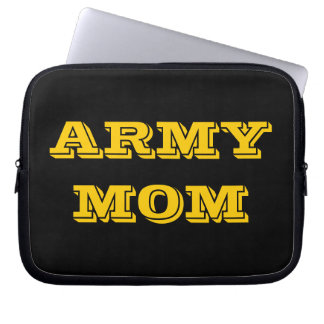 Laptop Sleeve Army Mom