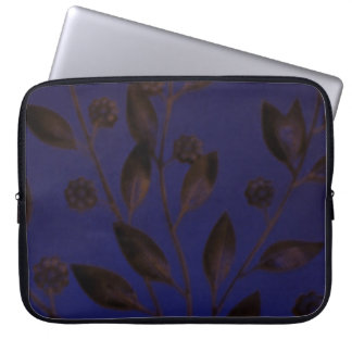 Laptop Sleeve~Blue Breeze Design Computer Sleeve